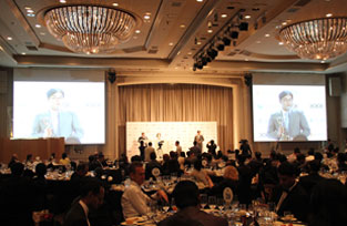 Hankuk Paper miilk, ARTE awarded with 2012 IBA