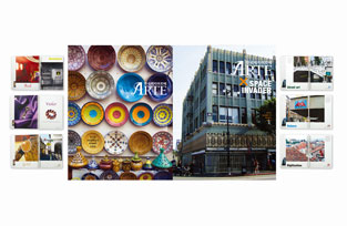 Version-up of Hankuk Paper's 2 types of ARTE sample book