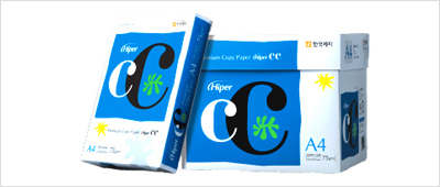 Launched premium copy paper, 'Hiper CC'